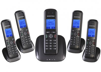 Grandstream DP715/710 - Telefon IP