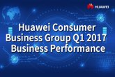 Huawei Consumer Business Group - wyniki Q1 2017