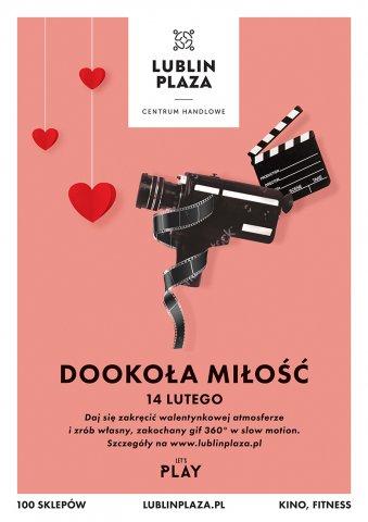Walentynkowe Gify 360º W Fotobudce W Lublin Plaza Wiadomości
