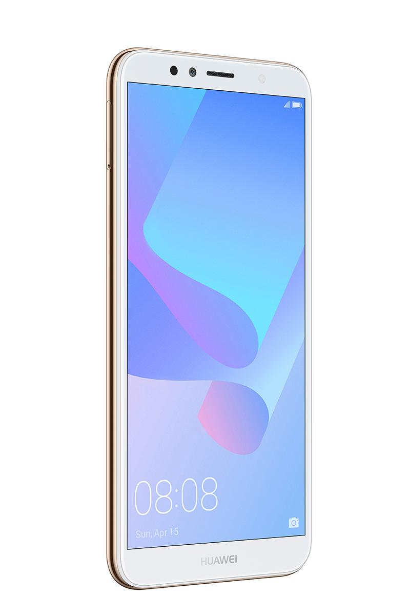 Huawei prezentuje nową serię Y 2018 - smartfonów oferujących